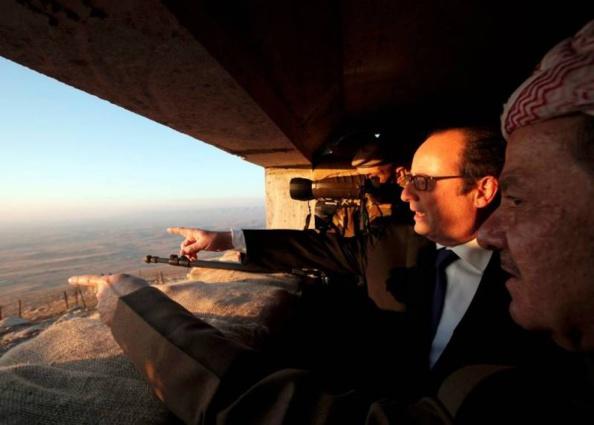 Irak, Daech et attentats : à quel jeu périlleux joue donc François Hollande ?