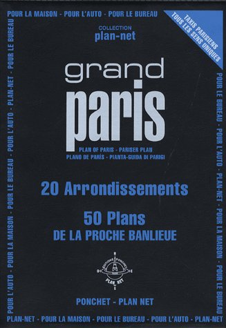 Cela fait belle lurette que les taxis et leurs cartographes ont compris la réalité du Grand Paris ...