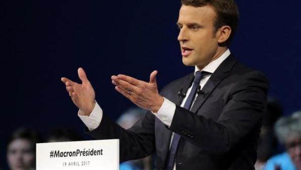 Merci Macron !
