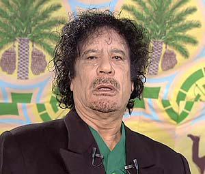 Gadafi à Paris ...  13