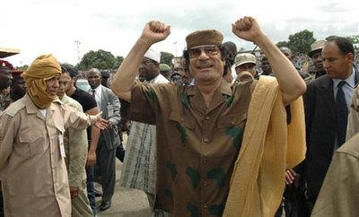 Gadafi à Paris ...  15