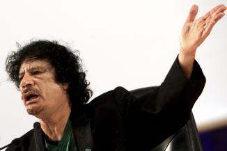 Gadafi à Paris ...  16