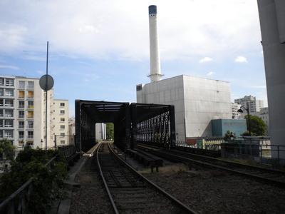 La cage au pont