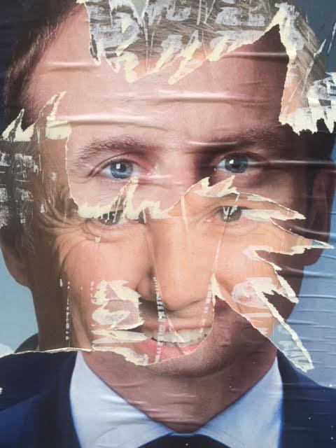 Portrait officiel de Dupont-Macron !