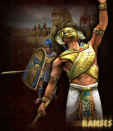 La malédiction de Tramsès II