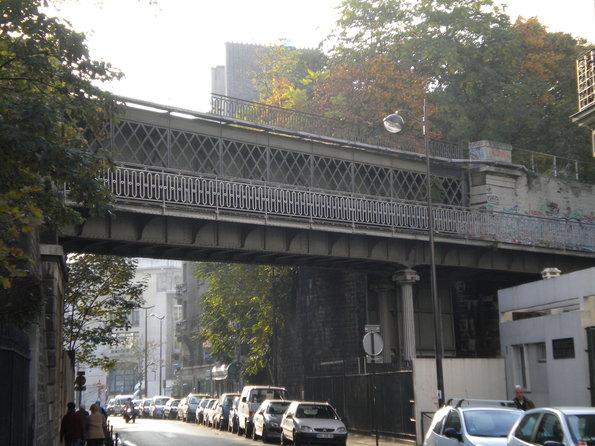 Les oubliés de Paris (V) : le pont Desnouettes