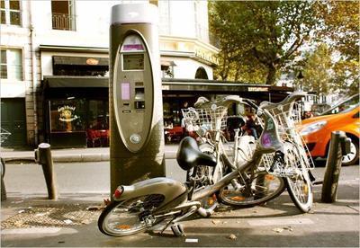 Vélib' : tout à l'avenant