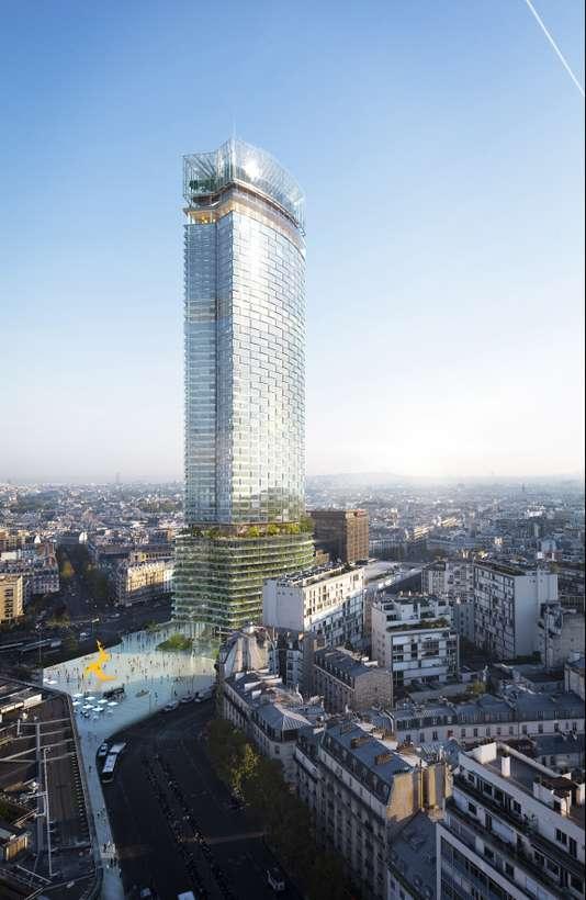 La nouvelle tour Montparnasse : architecture de la honte ou honte de l'architecture ?