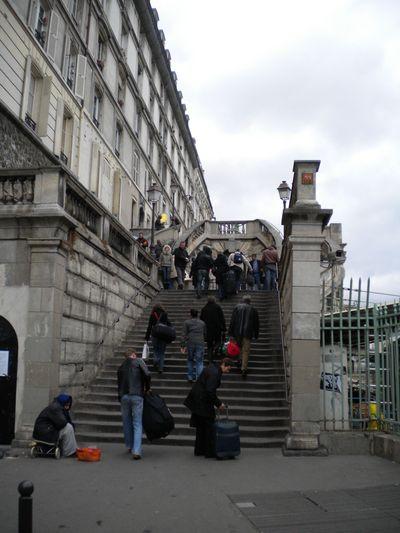 Les oubliés de Paris (VII) : le balcon vert