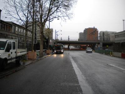 Paris a le tram dans l'Ney