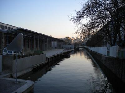 Les oubliés de Paris (9) : la darse du fond de Rouvray