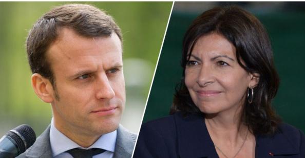 Hidalgo coule Macron dans le béton !