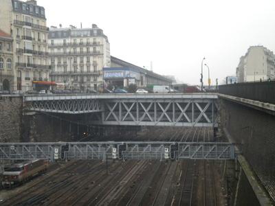 Paris-Normandie aux Batignolles ?