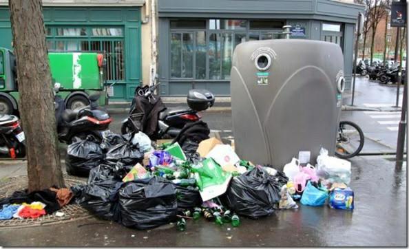 Plus on nettoie moins bien, moins les rues sont plus propres !