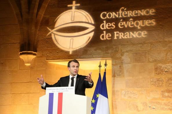 Notre Saigneur Macron