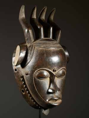 L'enlèvement du roi Baoulé