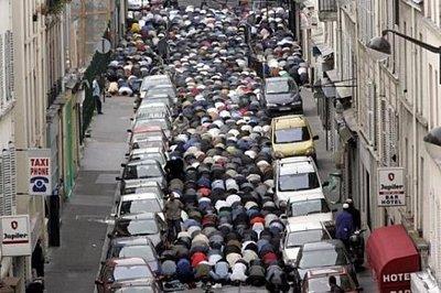 RAPPEL : PARIS, LA LAÏCITE EN DANGER ?