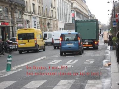 Paris poubelle ville du monde (suite)