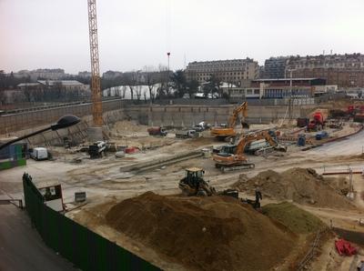 Scandale du stade Jean Bouin : la justice bafouée !
