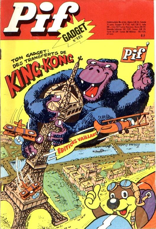 Scoop : il y a déjà eu des singes sponsorisés par la gauche sur le Champ-de-Mars !