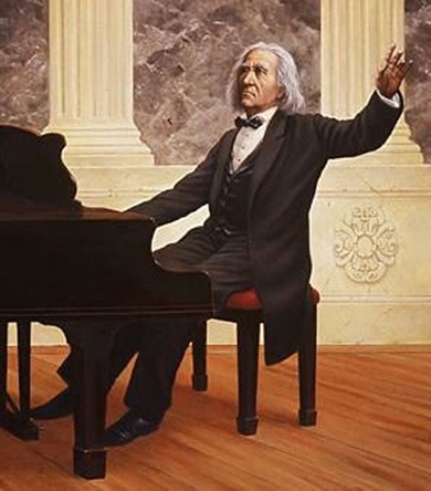 Liszt Ferenc est d'accord !
