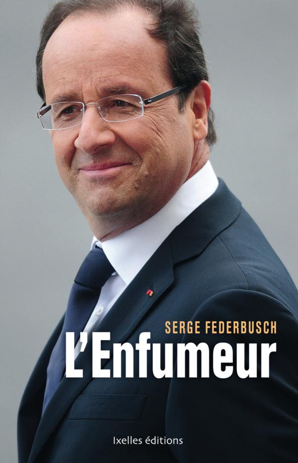 L'Enfumeur en état de lévitation ! Le livre de Serge Federbusch n°1 des ventes numériques sur Amazon, catégorie actualité et politique !