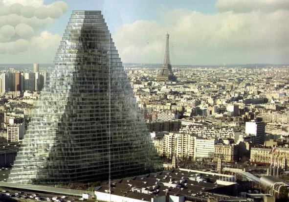 Pourquoi la tour Triangle est une hérésie !