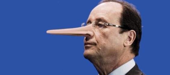 Il a les Français dans le nez ...