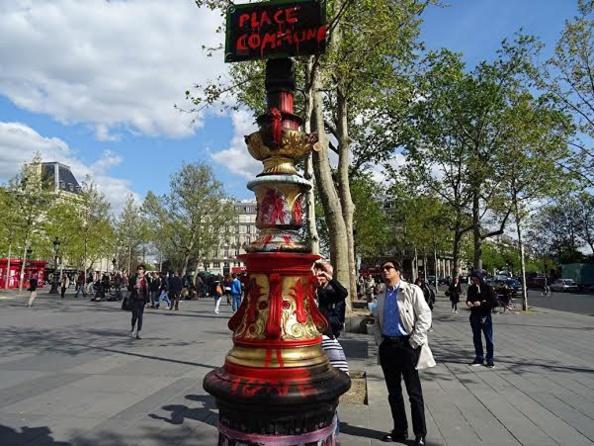 Chinois consterné à Paris ...