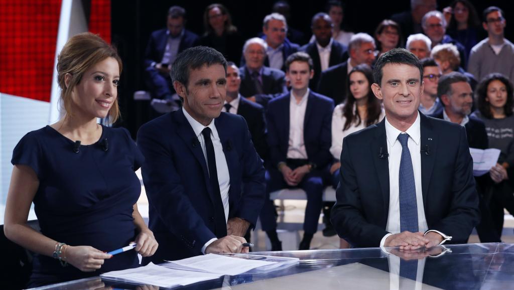 Manuel Valls sur France 2 : le degré zéro du socialisme