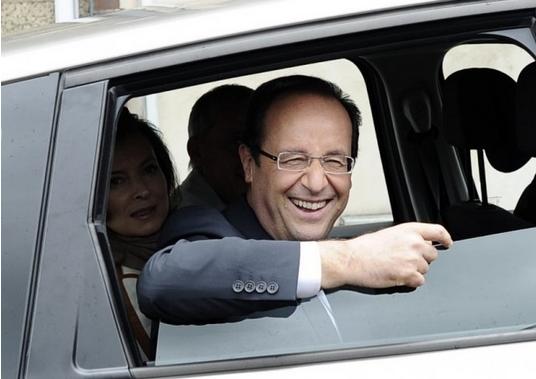 Elle veut réserver la rue du Faubourg Saint Honoré au scooter !