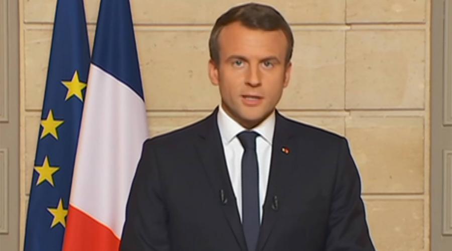 La grenouille Macron veut se faire aussi grosse que le globe terrestre !