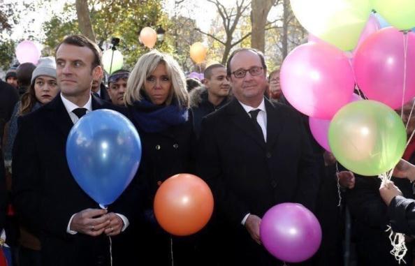 Qui a eu l'idée géniale des jolis ballons multicolores pour fêter l'anniversaire d'une attaque réussie contre les kouffars?