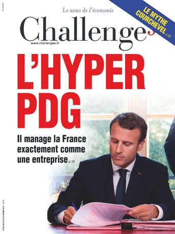 Macron : l'hyper fakenewser !
