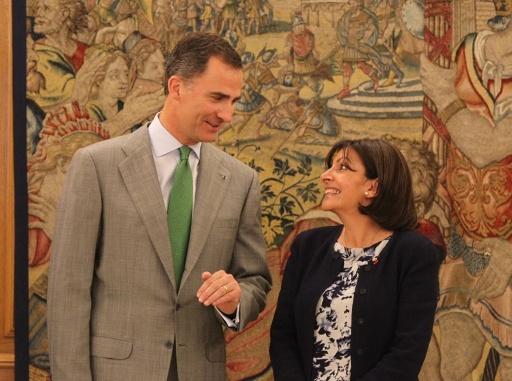 Le Grand d'Espagne et la glande d'Espagne