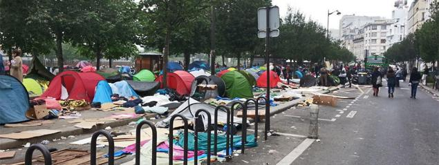 Hidalgo : bientôt une jungle migratoire dans le bois de Boulogne ?