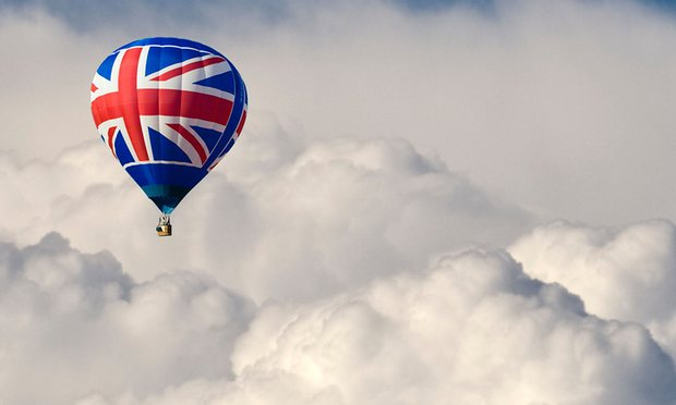 Britannia, la fille de l'air