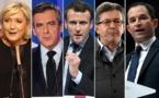 Qui de Macron, Fillon ou Hamon sera le meilleur marchepied pour Marine Le Pen?