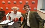 Serge Federbusch sur Sud-Radio avec André Bercoff : le podcast !