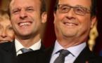 Macron : le mousse du pédalo !