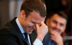 Macron, le candidat pochette-surprise
