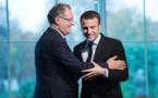 Par quoi Ferrand tient-il Macron ?