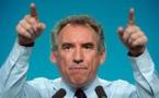 Soutien total à François Bayrou !