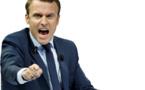 Macron : la tactique de l'énervement