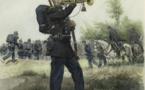 Macron en marche chez les chasseurs à pied