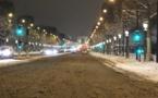 Hidalchaos : Paris sous la neige !