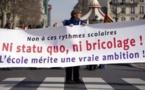 Rythmes scolaires à Paris : et encore une grève, une !