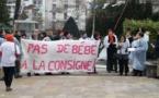 Nouvelle dégradation du climat social à Paris !