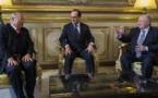 François Hollande au bord du Crif de nerfs !