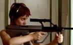 Parisienne sniper !